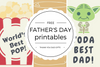 Free Printable Father's Day Cards - Quan Jewelry