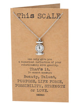 Jannah Scale Pendant Necklace - Quan Jewelry