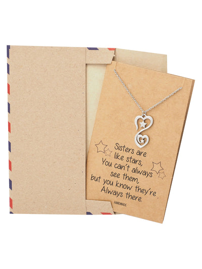 Gifts for Sister Quotes Greeting Card