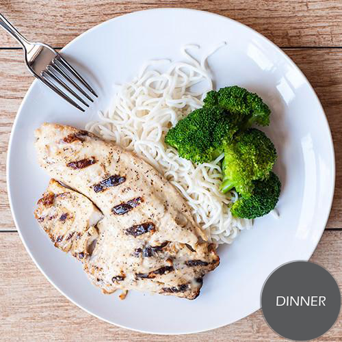 Healthy Dinner Meal Plan