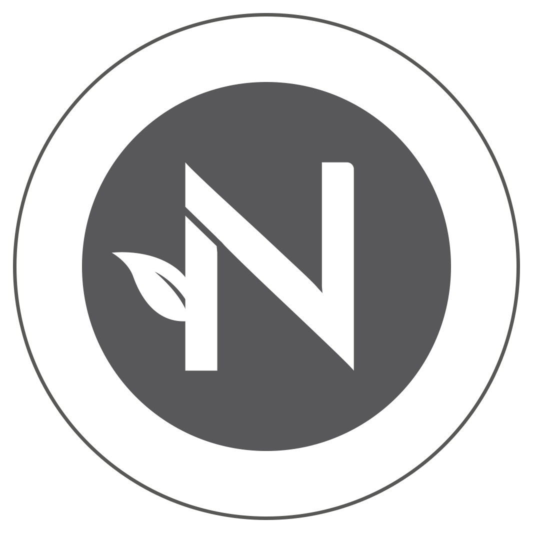 NVN Circle Logo with Border