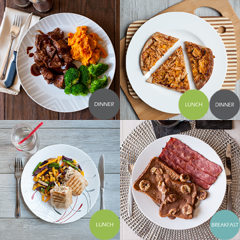 21 Prepared Meals - Fresh Healthy & Clean - Prepared Meal Delivery