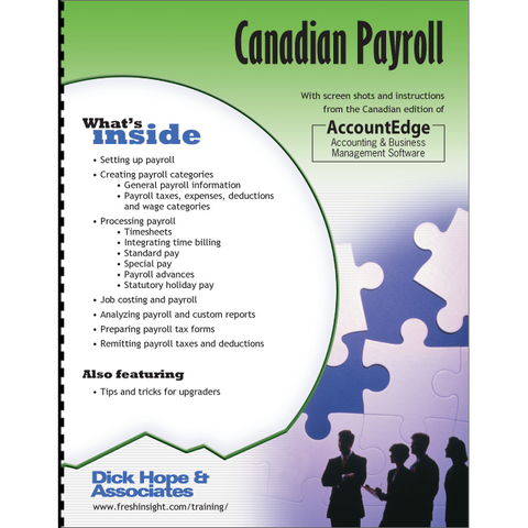 Training Guide - Canadian Payroll