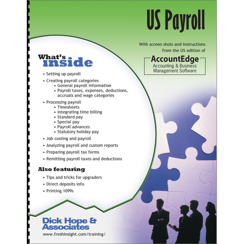 Training Guide - US Payroll