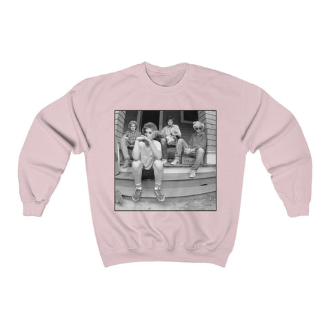 Unisex Crewneck Sweatshirt - Golden Girls in the hood