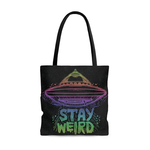 Tote Bag - Stay Weird