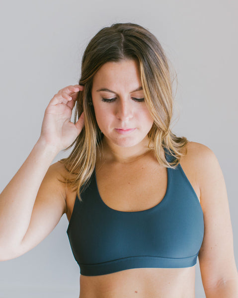 STONE | Power Fit Bra