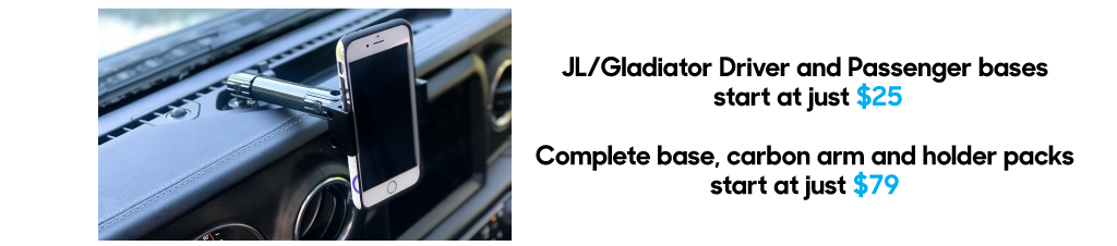 JL / Gladiator Pricing