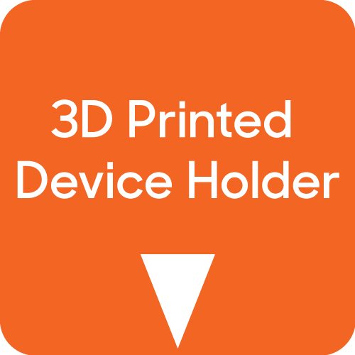 3D Printed Device Holder - See Listing for Details
