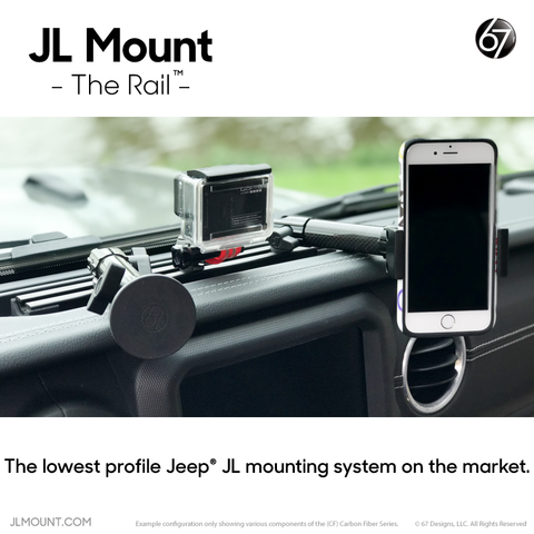 JL Mount - The Rail