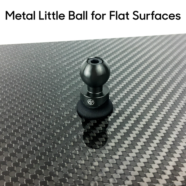 Little Ball for Flat Surfaces