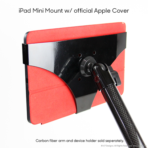 iPad Mini Mount (Landscape - Aluminum)