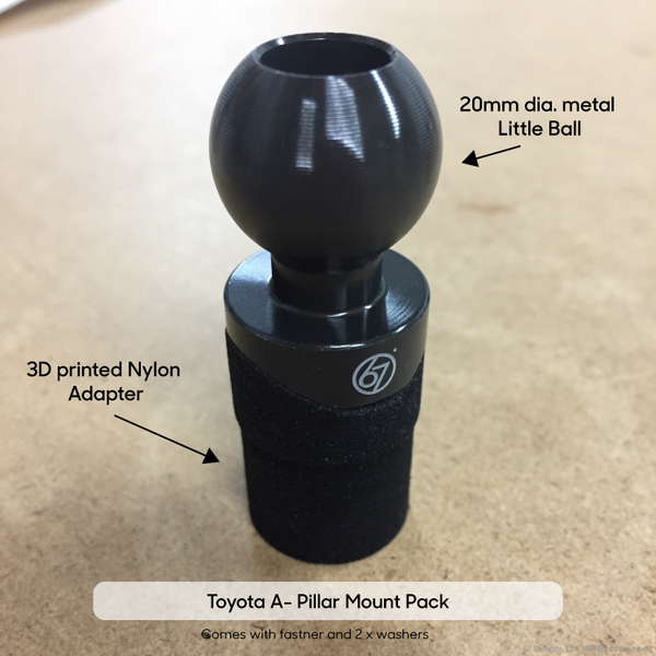 Toyota A-Pillar Pack