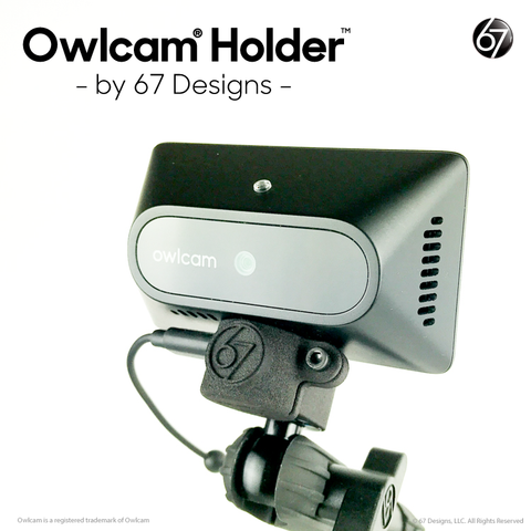 Owlcam Holder by 67 Designs