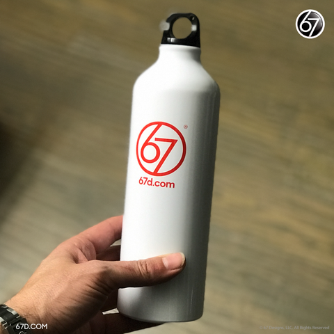 67 Designs - Water Bottle