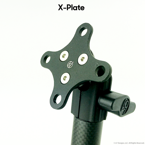 X-Plate by 67 Designs