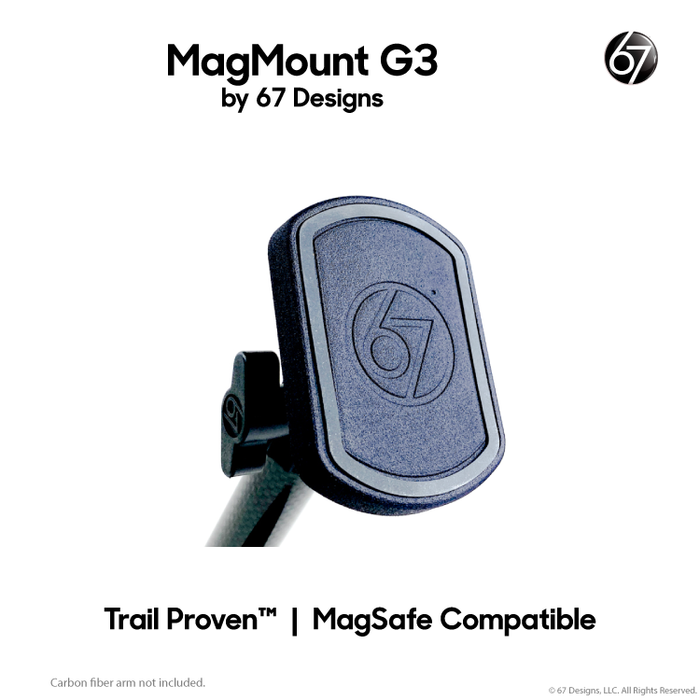 Jeep® JK Mount with MagMount G3