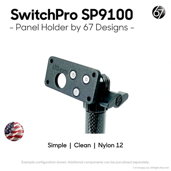 SwitchPro-SP9100 Switch Panel Holder