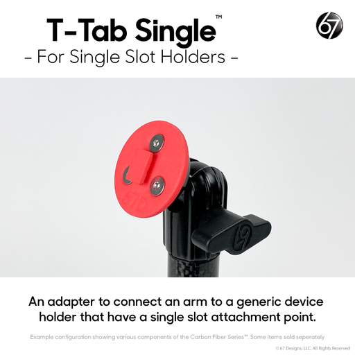 T-Tab Single Mount