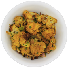 GFG Curry Roasted Cauliflower