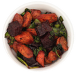 GFG Roasted Beets, Carrots & Spinach