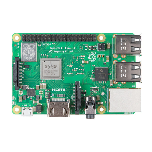 Raspberry Pi 3 Model B+ - Makerwiz
