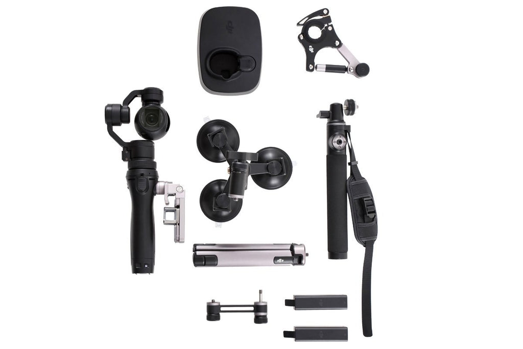 DJI Osmo+ with Sport Accessory Kit - Makerwiz