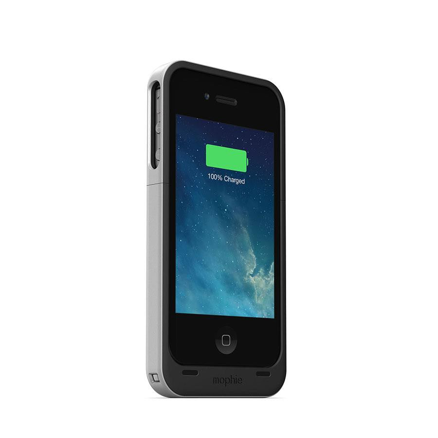 Mophie Juice Pack Air for iPhone 4S/4 Black - Makerwiz