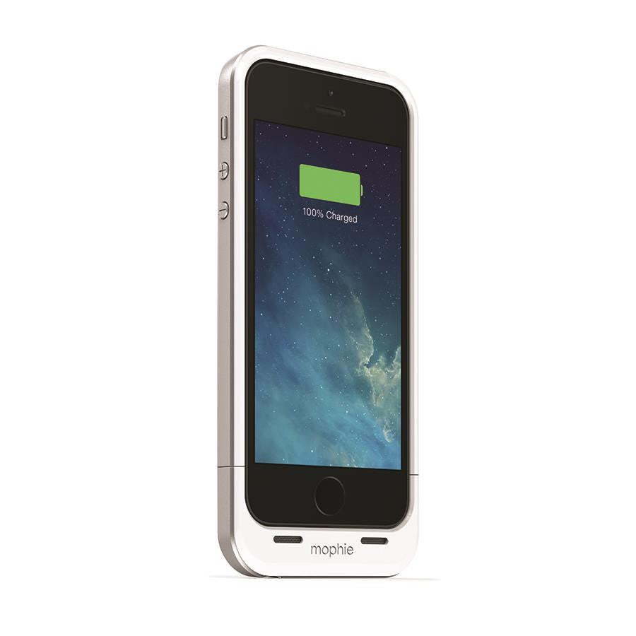 Mophie Juice Pack Air for iPhone 5/5s White - Makerwiz