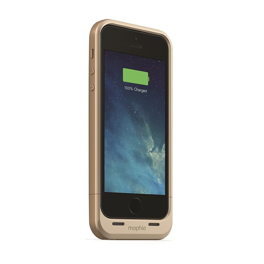 Mophie Juice Pack Air for iPhone 5/5s Gold - Makerwiz