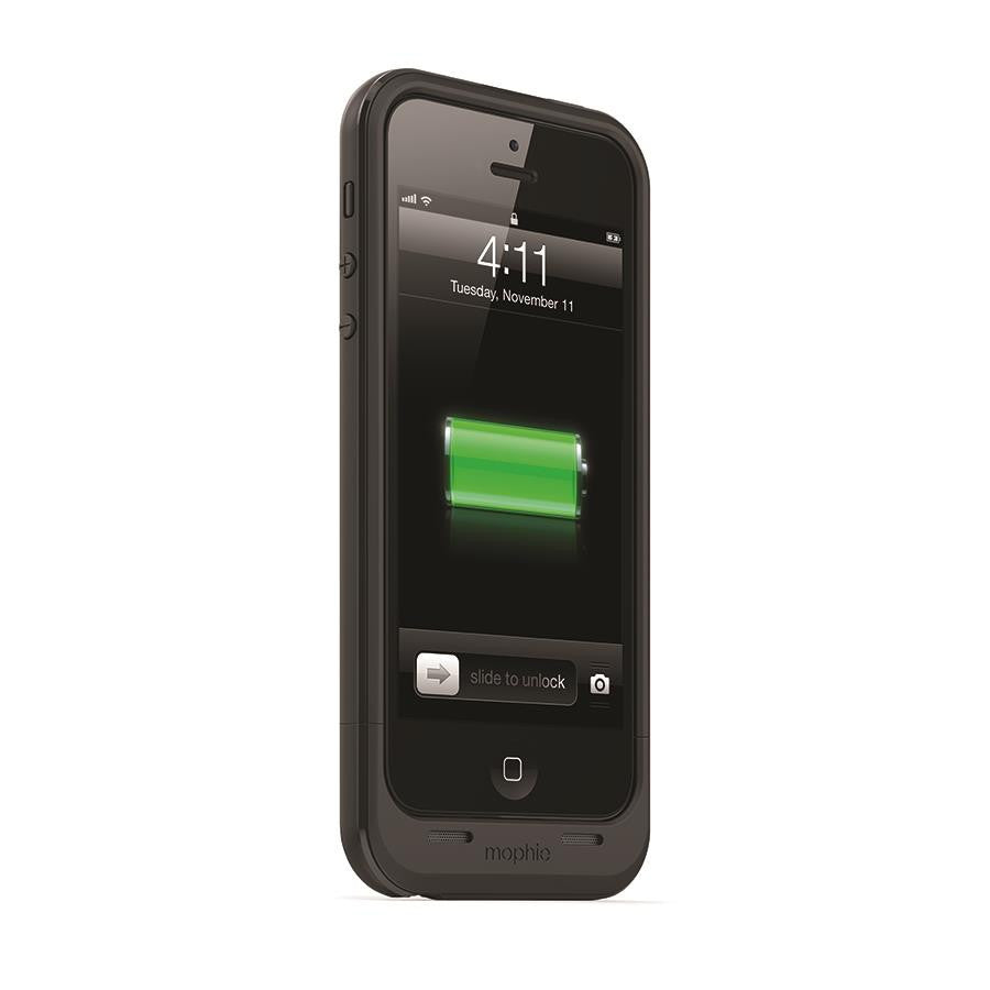 Mophie Juice Pack Plus for iPhone 5/5s Black - Makerwiz