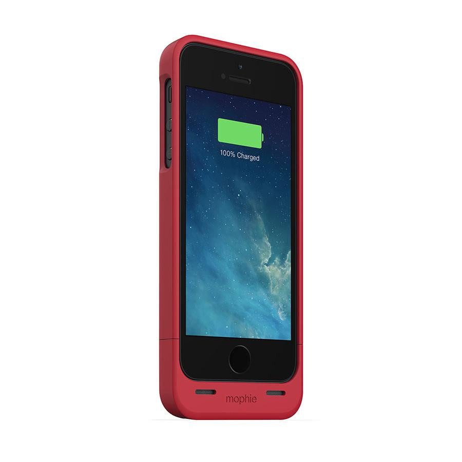 Mophie Juice Pack Helium for iPhone 5/5s Red - Makerwiz