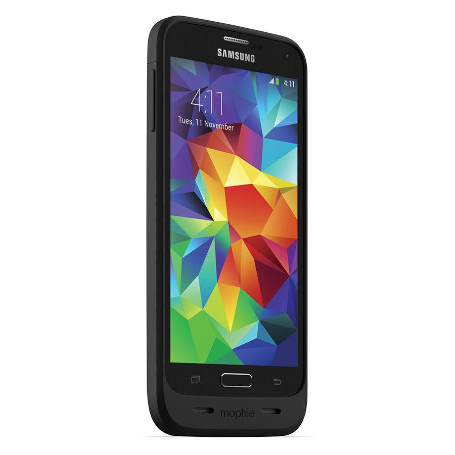 Mophie Juice Pack for Samsung Galaxy S5 Black - Makerwiz