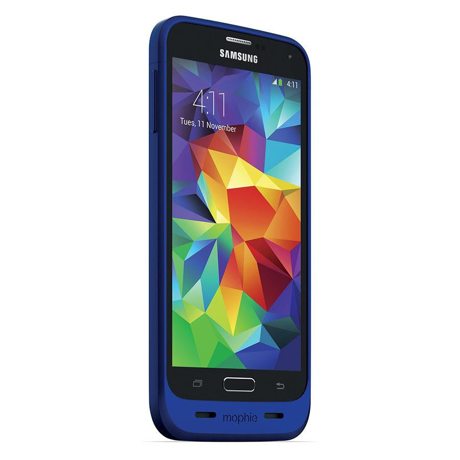 Mophie Juice Pack for Samsung Galaxy S5 Blue - Makerwiz