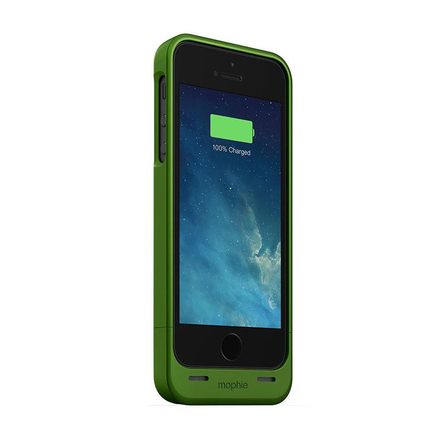 Mophie Juice Pack Helium for iPhone 5/5s Green - Makerwiz