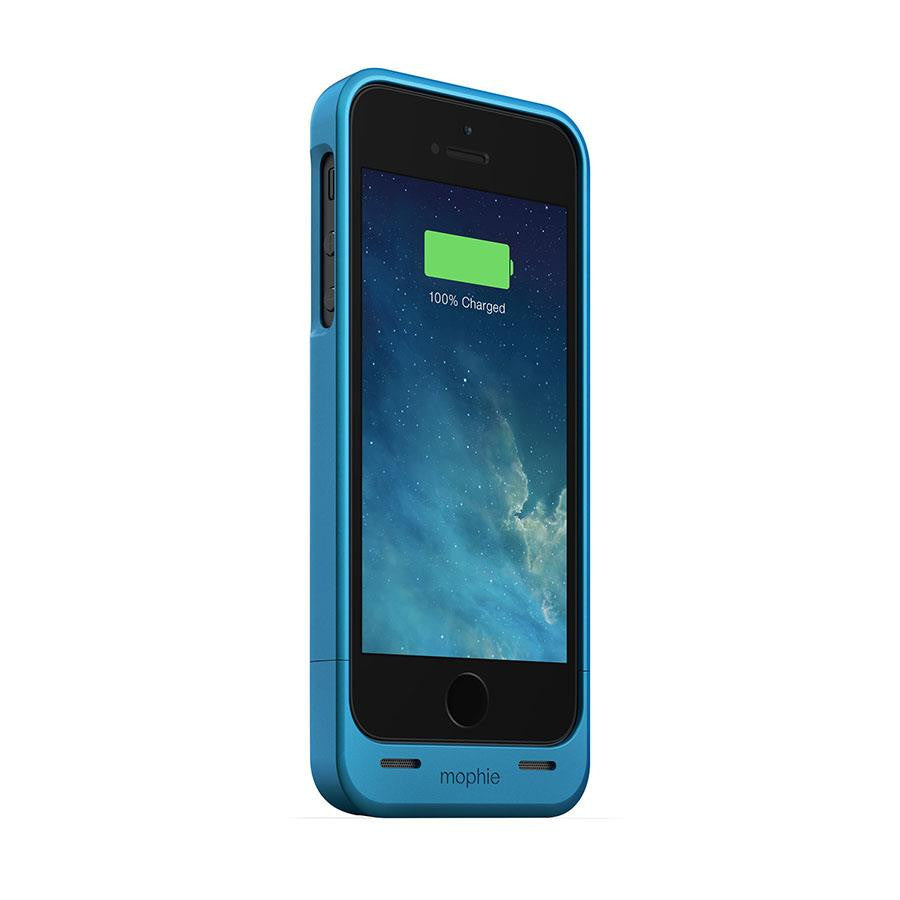 Mophie Juice Pack Helium for iPhone 5/5s Blue - Makerwiz