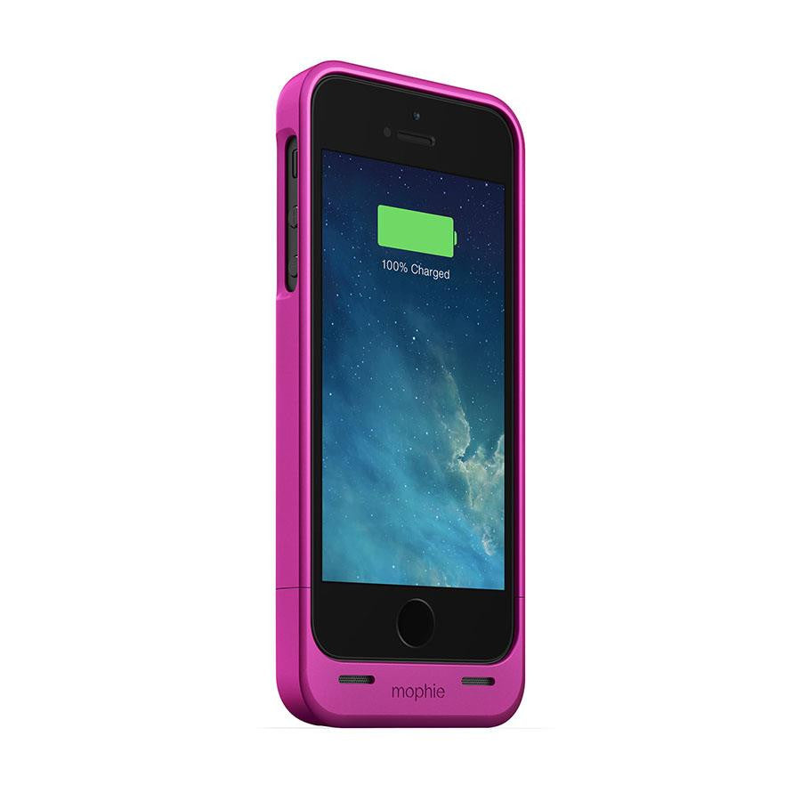 Mophie Juice Pack Helium for iPhone 5/5s Pink - Makerwiz