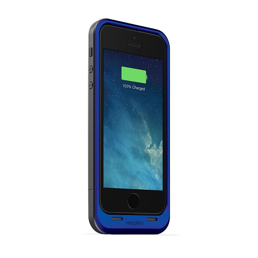Mophie Juice Pack Air for iPhone 5/5s Blue - Makerwiz