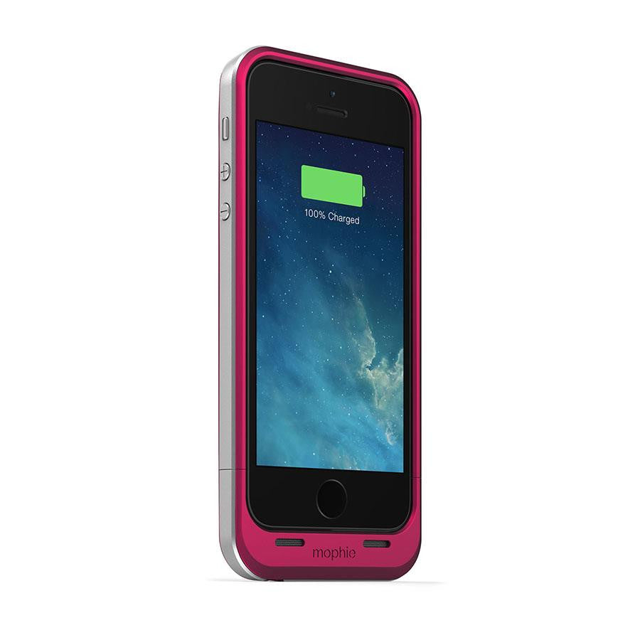 Mophie Juice Pack Air for iPhone 5/5s Pink - Makerwiz
