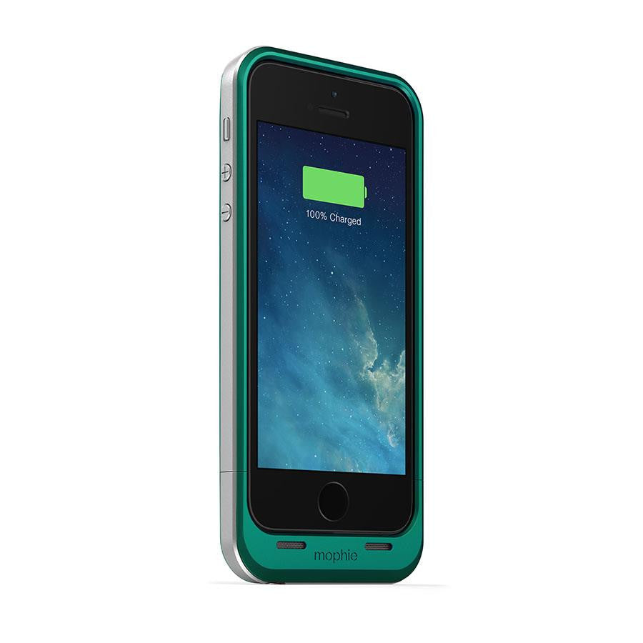 Mophie Juice Pack Air for iPhone 5/5s Teal - Makerwiz
