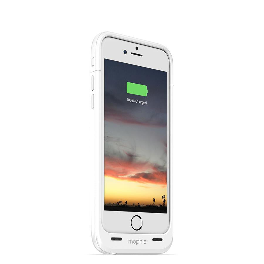 Mophie Juice Pack Air for iPhone 6/6s White - Makerwiz