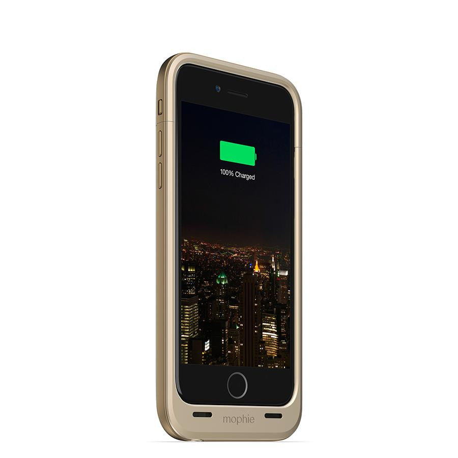 Mophie Juice Pack Plus for iPhone 6 Gold - Makerwiz