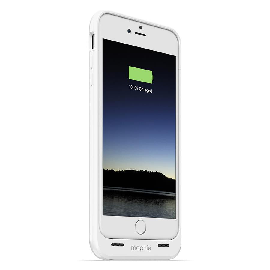 Mophie Juice Pack for iPhone 6 Plus White - Makerwiz
