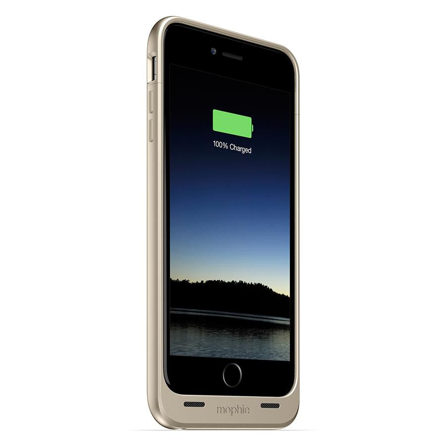 Mophie Juice Pack for iPhone 6 Plus Gold - Makerwiz