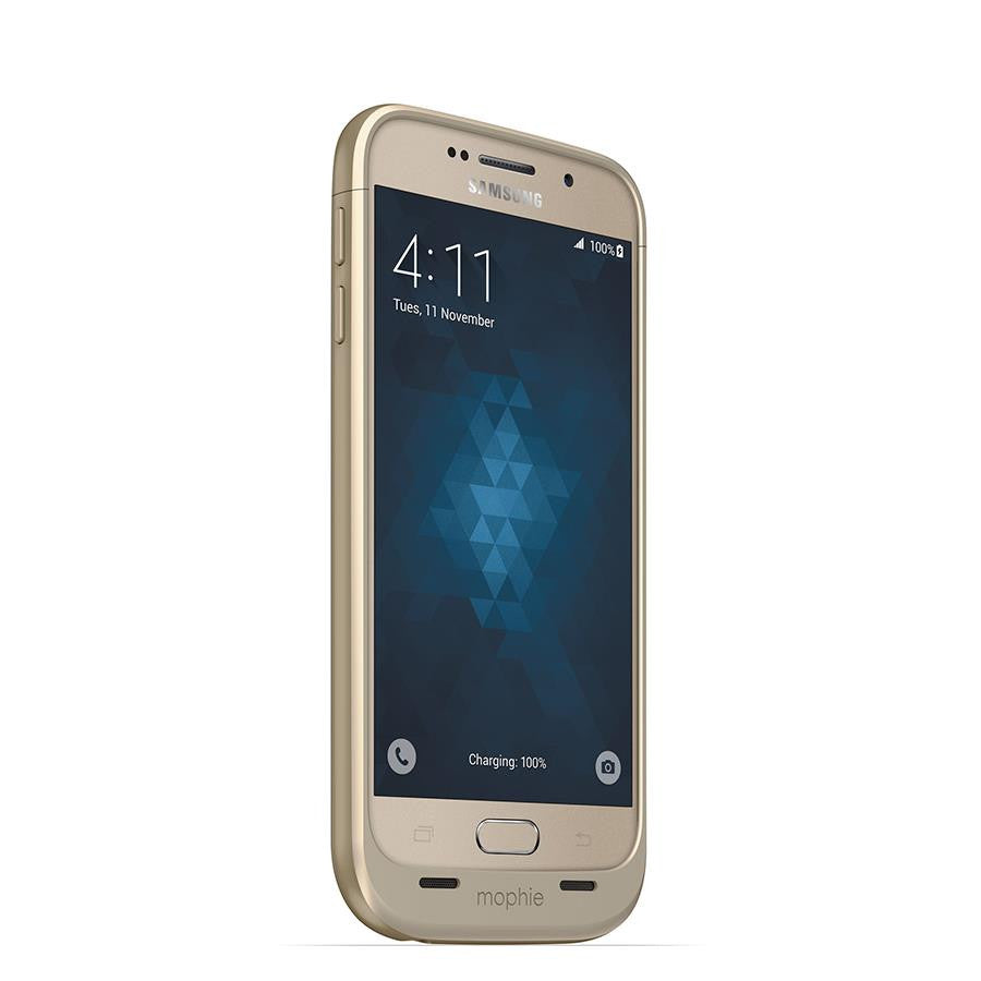 Mophie Juice Pack for Samsung Galaxy S6 Gold - Makerwiz
