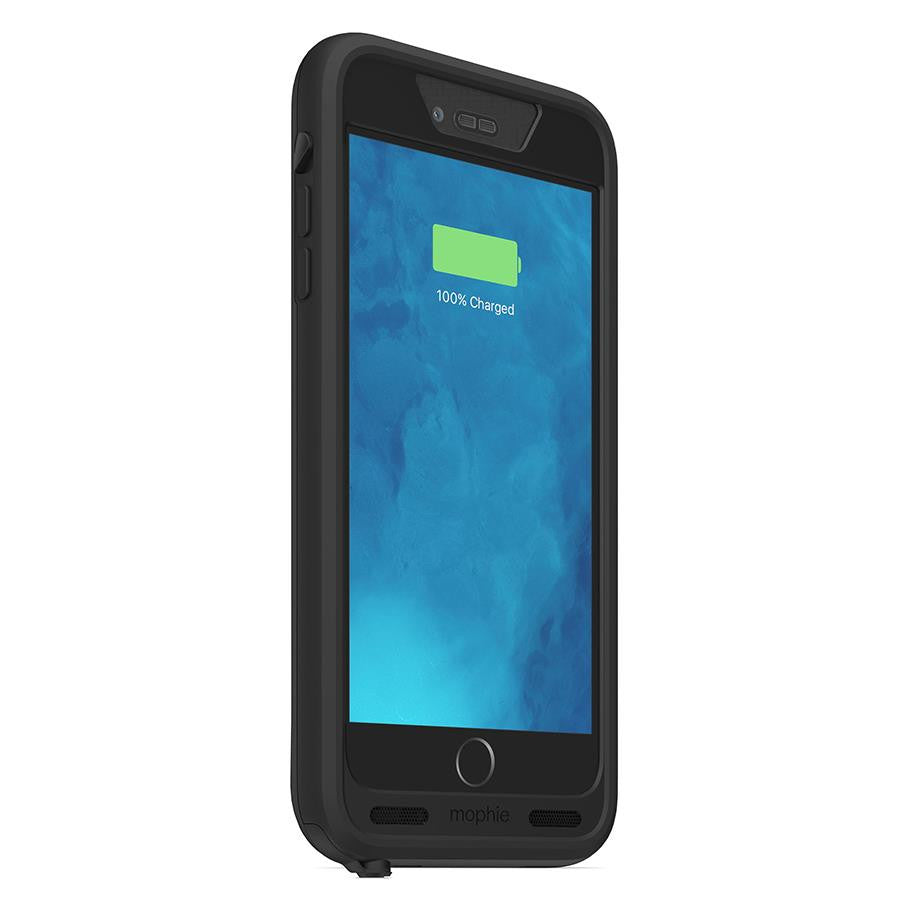 Mophie Juice Pack H2PRO Waterproof for iPhone 6 Plus Black - Makerwiz