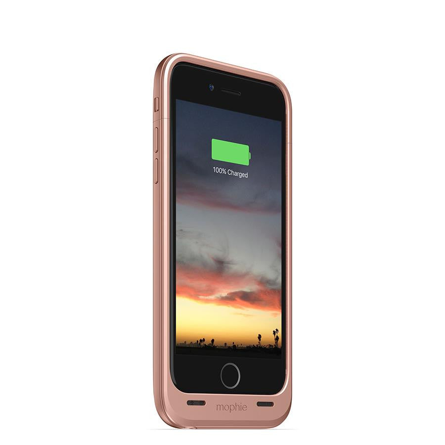 Mophie Juice Pack Air for iPhone 6/6s Rose Gold - Makerwiz