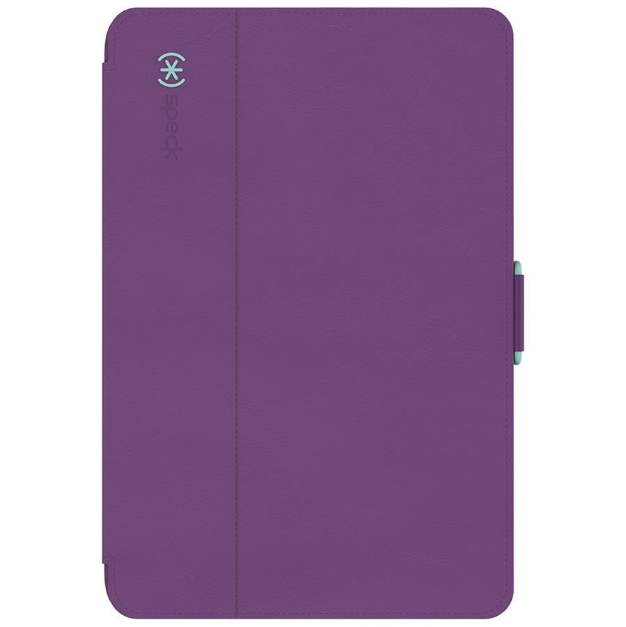 Speck iPad mini 4 StyleFolio Acai Purple/Aloe Green - Makerwiz