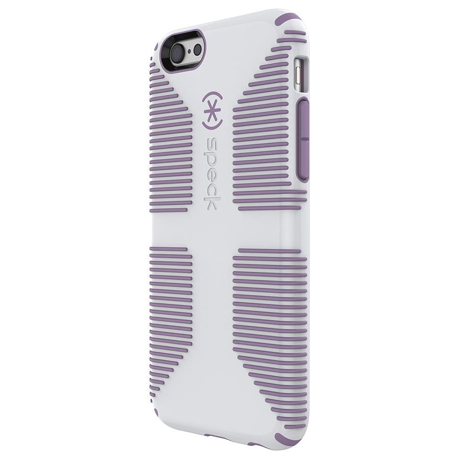 Speck iPhone 6/6s CandyShell Grip Dolphin Grey/Lilac Purple - Makerwiz