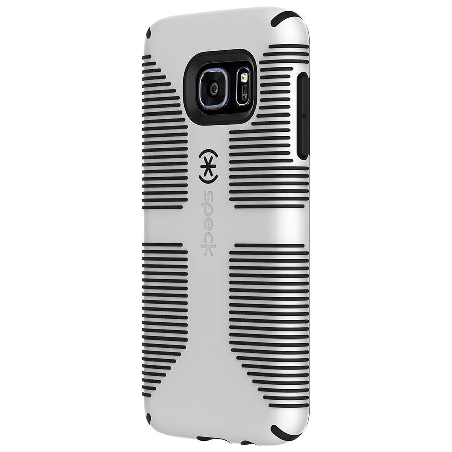Speck Samsung GS7 CandyShell Grip White/Black - Makerwiz